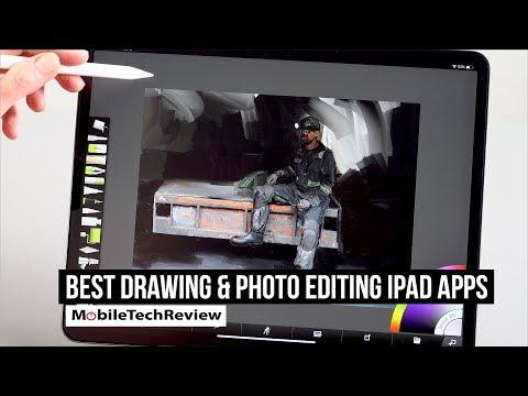Ipad app like photoshop free