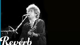 """Bob Dylan """"Shelter From the Storm"""" on Guitar 