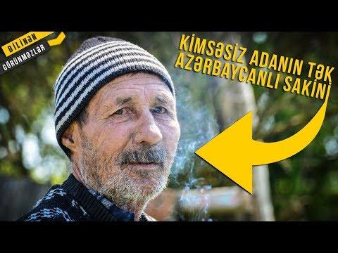 Adada Tək-Tənha Yaşayan Azərbaycanlı | (İnanılmaz Hadisə)