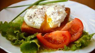 ✧ КАК ПРИГОТОВИТЬ ЯЙЦА ПАШОТ 2 Способа ✧ How to poach an egg 2 Ways ✧ Марьяна