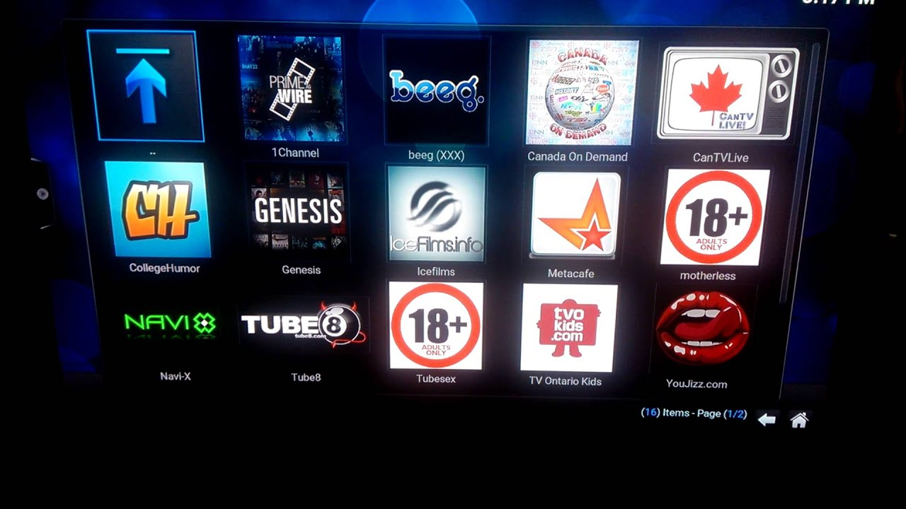Maxx TV Apps and Local Channels
