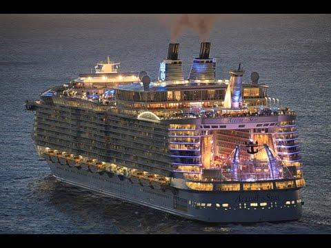 Allure Of The Seas The Ultimate Cruise Ship YouTube - Allure cruise ship