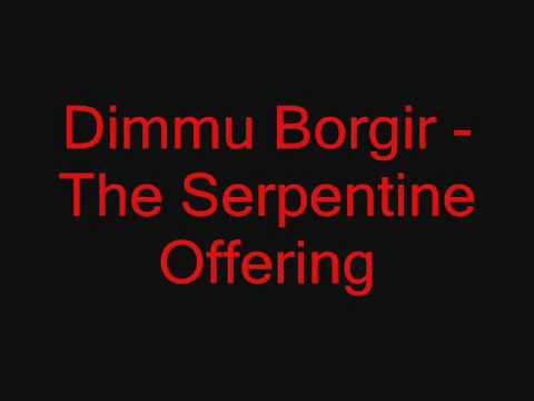Dimmu Borgir - The Serpentine Offering Lyrics   MetroLyrics