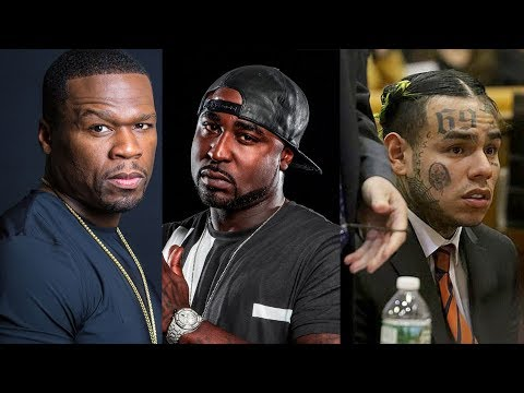 Young Buck Claims 50 Cent Told 6IX9INE To Snitch On New 'Foofy' Diss Track