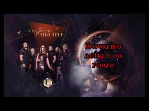 Epica The Holographic Principle – A Profound Understanding Of Reality - Traduzione Italiano