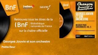 Georges Jouvin et son orchestre - Petite fleur