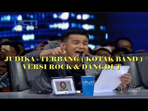 JUDIKA nyanyi Lagu TERBANG KOTAK BAND versi ROCK & DANGDUT Mp3