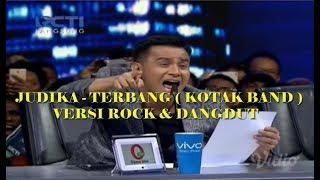 JUDIKA nyanyi Lagu TERBANG KOTAK BAND versi ROCK & DANGDUT