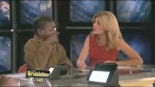 Gary Coleman doing what a lot of straight black men would