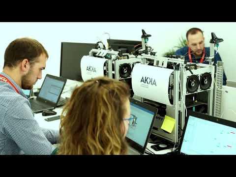 AKKA Technology Night - Automotive Testing Lab
