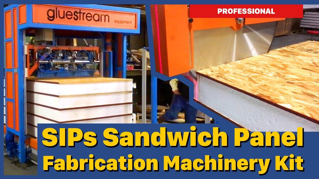 SIPs manufacturing equipment fullset