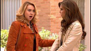 Luisita y María creen haber descubierto el secreto de Amelia