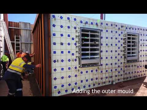 The Smart Cell - Prefabricated Prison Cells