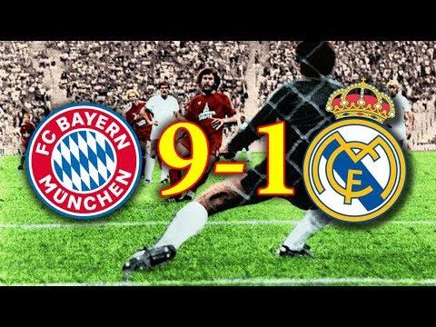 أكبر 10 هزائم في تاريخ ريال مدريد !