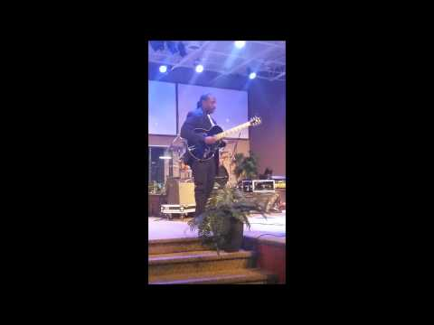 Gregory Goodloe Perform's at Restoration May 2015 Opening For Smooth Jazz Saxophonist Eric Darius Mothers Day.