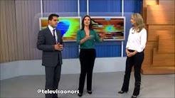 """Carla Fachim se despede do """"Bom Dia Rio Grande"""" e recebe novos apresentadores (28/12/2014)"""