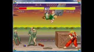 Street Fighter 2: Magic Delta Turbo Sound Emulation