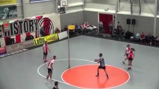 12-04-2016 TOP/Quoratio 1 - Blauw Wit (A) 1 (doelpunten 3e play off wedstrijd
