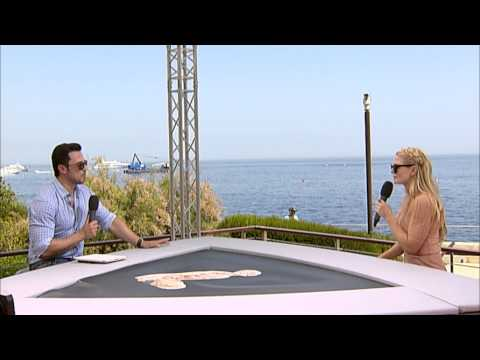 "Interview with ""Once Upon a Time"" star Jennifer Morrison in Monaco"