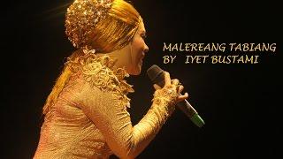 """IYETH BUSTAMI; Lagu Minang """" Malereang Tabing"""""""