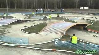 JQ Products THE Car nitro buggy - The First Race = The First Win