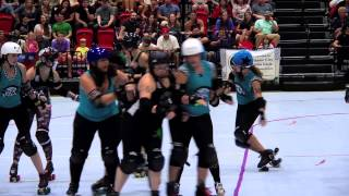 Classic City Rollergirls Promo Video