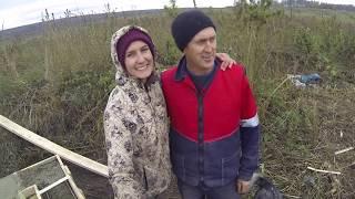 Жизнь на ферме#19: Свайно ростверковый фундамент