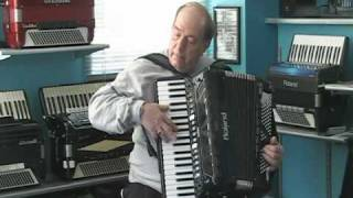 Download Hank Thunander playing  (In the Mood - Opus 1) on the Roland 7X MP3 song and Music Video