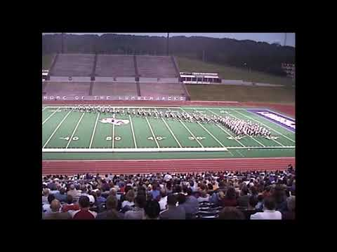 2002 Nacogdoches High School Band UIL