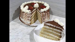 ТОРТ МАННИК в мультиварке очень вкусный и быстрый CAKE MANNIK in the slow cooker