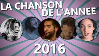la chanson de lannée 2016 les 10 nommés
