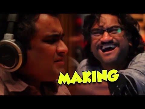 Song Making - New Nava Tarana - Lai Bhaari - Riteish Deshmukh (लई भारी)