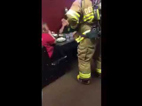 Firefighter Proposal Youtube