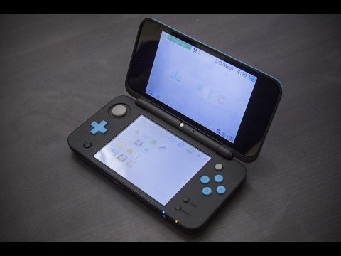 New Nintendo 2DS XL: Hands On Preview