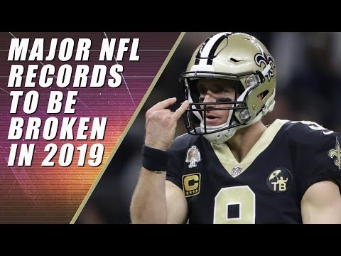 Major NFL Records That Could Be Broken This Season