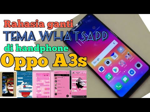 Download 830 Koleksi Wallpaper Wa Oppo A3s HD Paling Keren