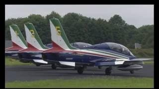 Frecce Tricolori Full Airshow 2016 Leeuwarden