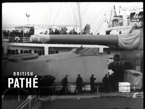 'royal Sovereign' Back From Russia (1949)