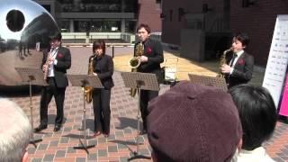 Vive ! Saxophone Quartet 東京・春・音楽祭 2012年3月・4月 Spring Fes...