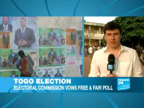 Togo: voters head to polls amid fears of repeat of 2005 violence