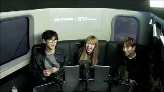 Download Video Wendy x Chanyeol Interactions during SM ItLive MP3 3GP MP4