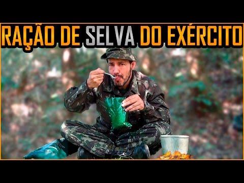 Comida de Selva do 1o Batalhão de Infantaria de Manaus (1oBIS)