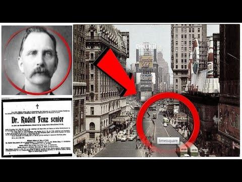 El Hombre que viajó al Futuro de 1950 y fue Atropellado (Rudolf Fenz, VIAJEROS EN EL TIEMPO REALES)?