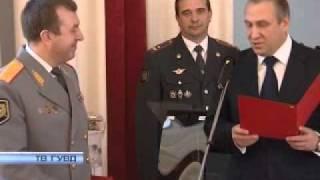 Начальнику ГУ МВД России по Свердловской области присвоено звание «генерал лейтенант полиции», лучшим борцам с преступностью вручено име