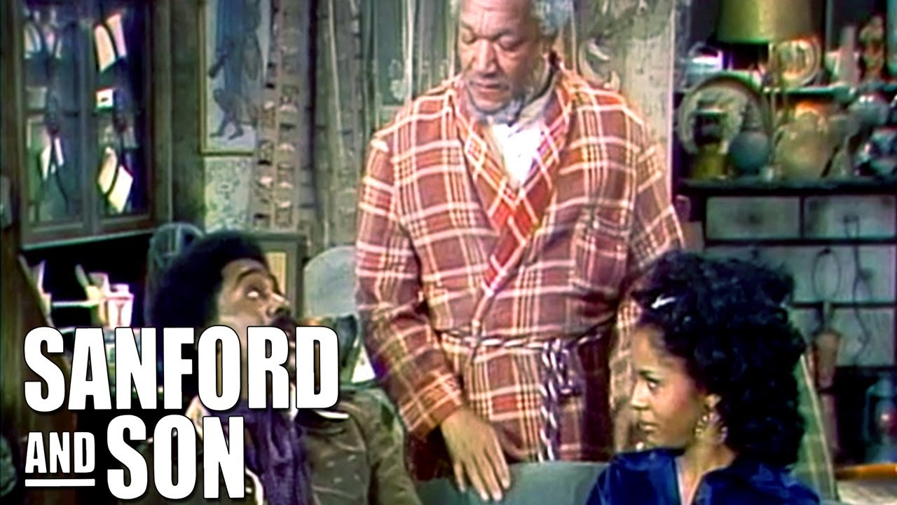 Fred Crashes Lamont's Date   Sanford and Son