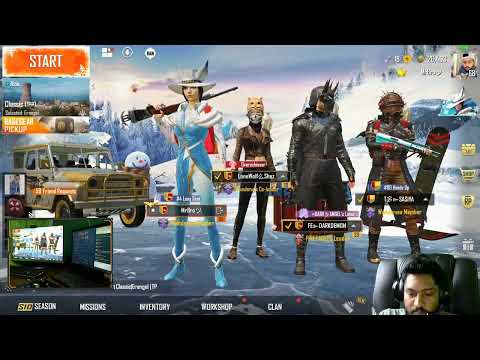 PUBG MOBILE SRI LANKA RUSH GAMEPLAY EMULATOR