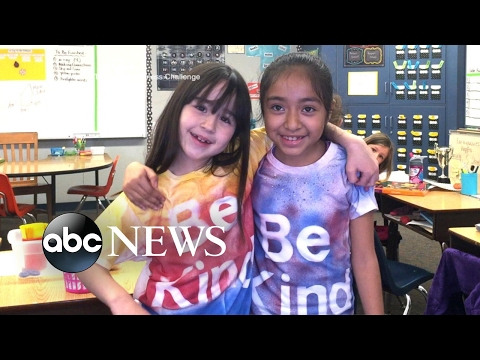 Nanuet Kids Appear On ABC-TV's GMA, Join Great Kindness Challenge