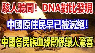 駭人聽聞!DNA對比發現,中國原住民早已被滅絕!中國各民族血緣關係讓人驚喜