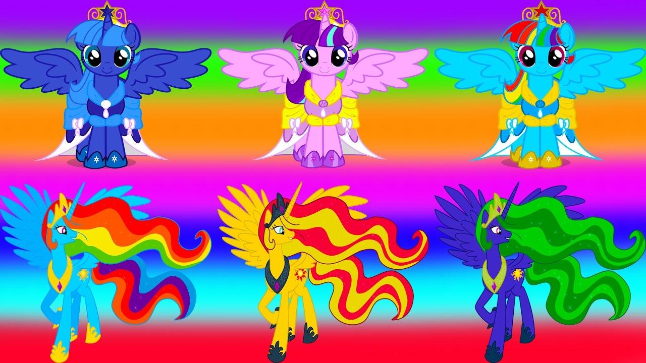 My Little Pony Transforms Princess