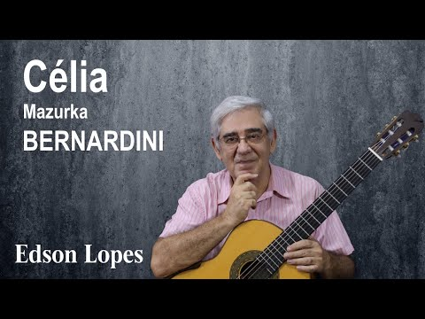 Célia (Mazurka) (A. Bernardini)